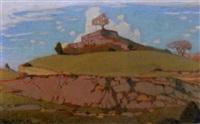 a la montagne by jean philippe edouard robert
