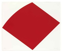 red curve by ellsworth kelly