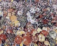 nature morte aux fruits et fleurs by rady rautovich yakubov