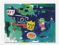 love dub for a by jean-michel basquiat