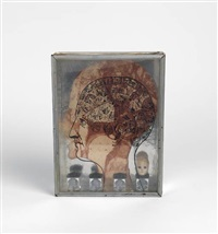 untitled (phrenology box) by betye saar