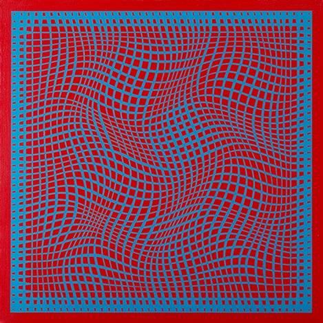 submerged currents by julian stanczak