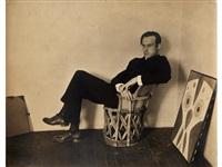 rafael sala, seated by edward weston