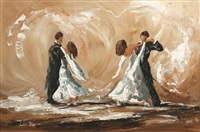 couples entwined by lorna miller