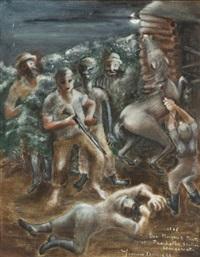 death of dan morgan at peechelba by yvonne atkinson