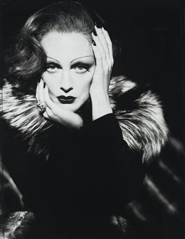 Julianne Moore As Marlene Dietrich Von Patrick Demarchelier Auf Artnet