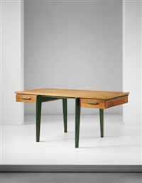 standard desk by jean prouvé