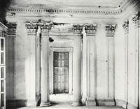 breakfast room, belle grove plantation, white chapel, louisiana by walker evans