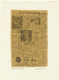 new york times horizontal/china times vertical by laurie anderson