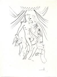 mythologie nouvelle by salvador dalí