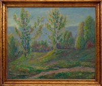 landscape by george gardner symons