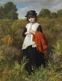 albury heath (study) by eden upton eddis
