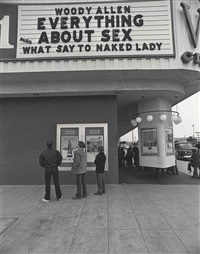 everything you always wanted to know about sex (from suburbia series) by bill owens