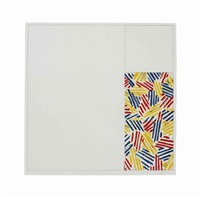 #4 (from 6 lithographs; after untitled 1975) by jasper johns