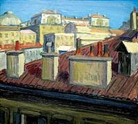 toits de marseille by françois diana