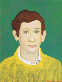 spanish youth by beauford delaney