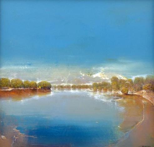 cullyamurra waterhole, a silent surrender by ken johnson