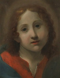 young christ by carlo dolci