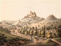 falkenstein by anton (edler von felsenthal) koepp