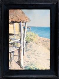 plaża nadmorska by soter jaxa-malachowski