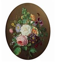 bouquet de fleurs by elisabeth mulon