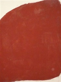 sans titre (rouge sombre) by stéphane bordarier
