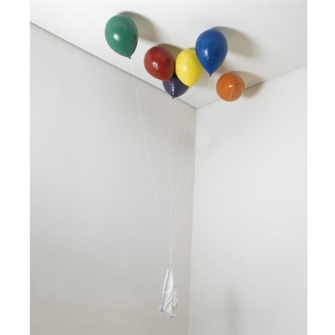 balloonsonceiling by tom friedman