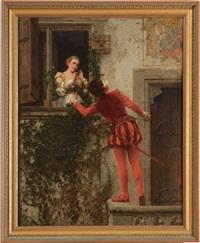 romeo and juliet by heinrich von angeli
