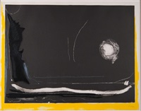 yellow jack by helen frankenthaler