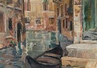 veduta di venezia by angiola meucci