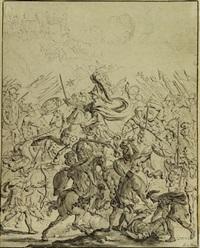 battaglia by romeyn de hooghe