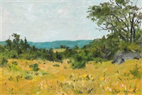 clearing, laurentians by william goodridge roberts