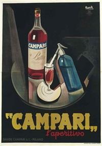 campari by marcello nizzoli