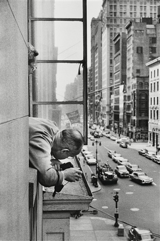 henri cartier bresson new york 3 works by rené burri