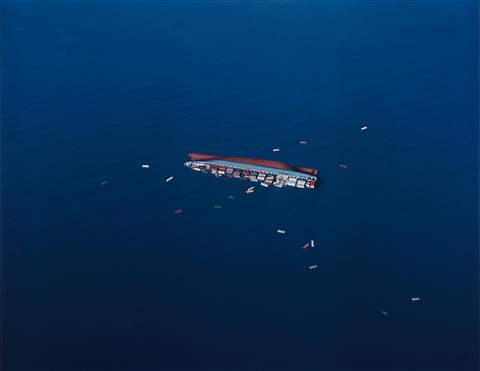 untitled capsized by florian maier aichen