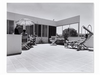 exterior shot, usa by julius shulman