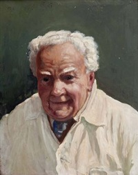 <b>Ludwig Sturm</b> - ludwig-sturm-selbstbildnis