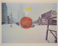 toy prison (from peace portfolio i) by james rosenquist