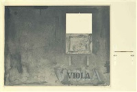 voila by jasper johns
