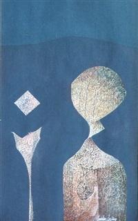 composición con figura by carlos aguero
