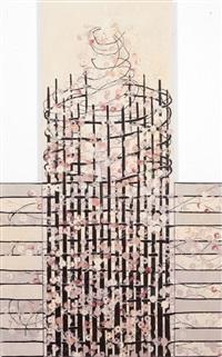 teaching aides (triptych) by julia morison