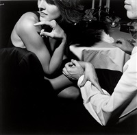 sante and kara's wedding, nyc by larry fink