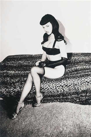 pin up after bettie page new york by ellen von unwerth
