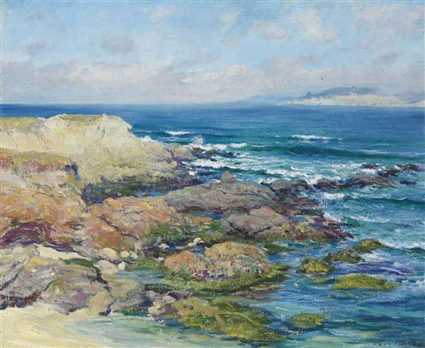 martins point carmel by guy rose