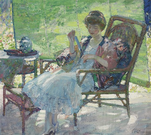 day dreams by richard edward miller