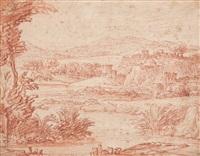 paysage montagneux by gaspard dughet