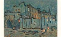 vieux quartier, paris by frederic fiebig