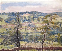 claverton no. 2, 23rd july by paul ayshford methuen