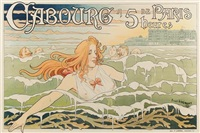 cabourg by henri privat-livemont