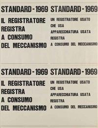 standard 1969 by emilio prini